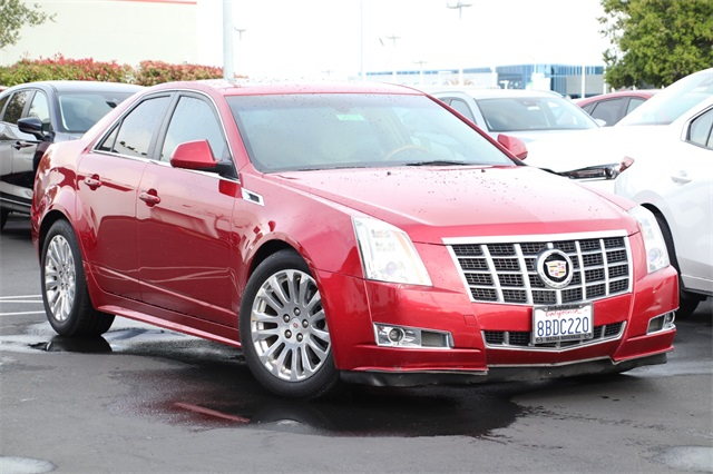 Pre-Owned 2012 Cadillac CTS Premium