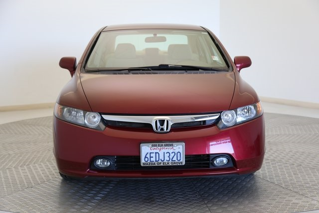 Pre Owned 2008 Honda Civic LX