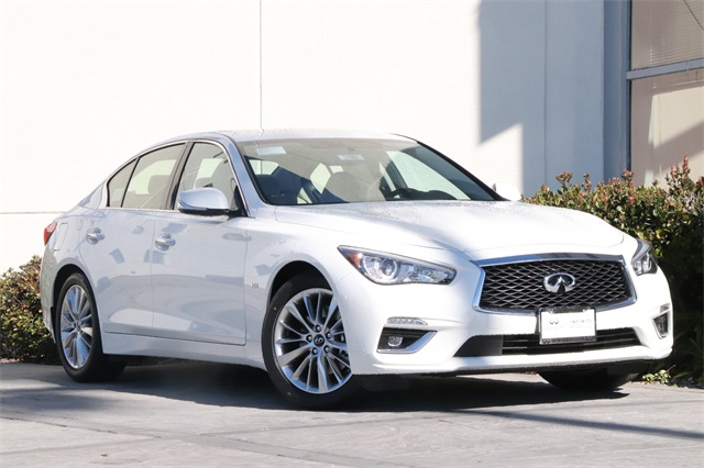 Elk Grove Infiniti >> New 2019 Infiniti Q50 3 0t Luxe With Navigation