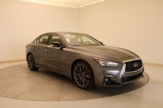 Elk Grove Infiniti >> New 2019 Infiniti Q50 Red Sport 400