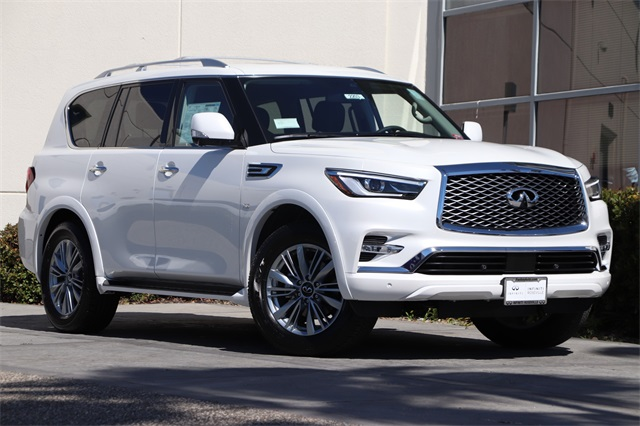 New 2019 Infiniti Qx80 Luxe Suv In Elk Grove 2203 Infiniti Of Elk