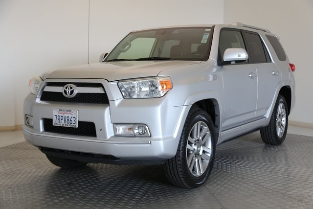 Beautiful Pre Owned 2012 Toyota 4Runner Limited