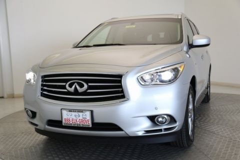 Certified Pre-Owned 2015 INFINITI QX60 AWD