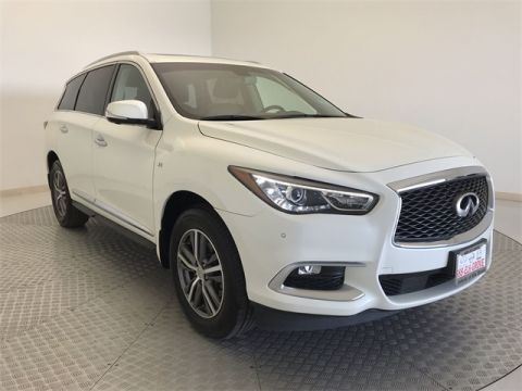 Certified Pre-Owned 2016 INFINITI QX60 AWD