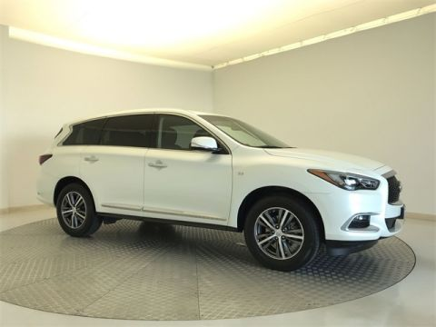 Pre-Owned 2016 INFINITI QX60 FWD