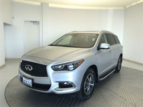 Elk Grove Infiniti >> New Infiniti Qx60 Crossover For Sale In Elk Grove Infiniti Of Elk