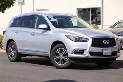 Certified Pre-Owned 2018 INFINITI QX60 AWD
