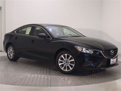 Pre-Owned 2016 Mazda6 i Sport FWD