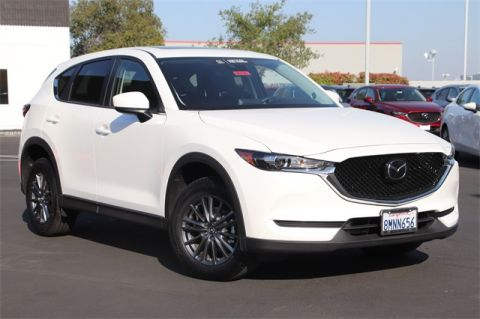 Pre-Owned 2019 Mazda CX-5 Touring PREFERRED PKG