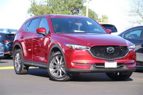 Pre-Owned 2019 Mazda CX-5 Signature AWD