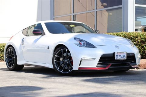 Pre-Owned 2019 Nissan 370Z Nismo