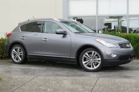 Certified Pre-Owned 2015 INFINITI QX50 AWD