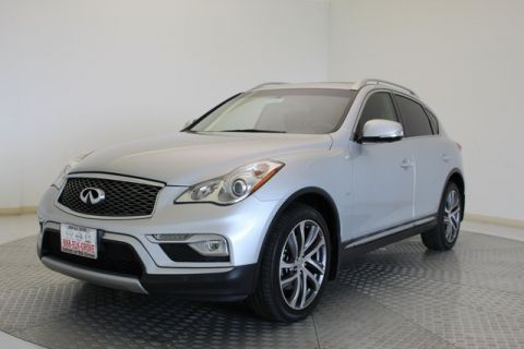 Certified Pre-Owned 2016 INFINITI QX50 AWD