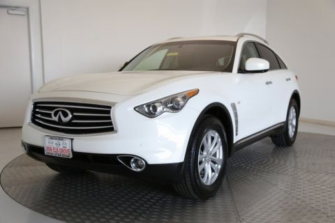 Certified Pre-Owned 2015 INFINITI QX70 RWD