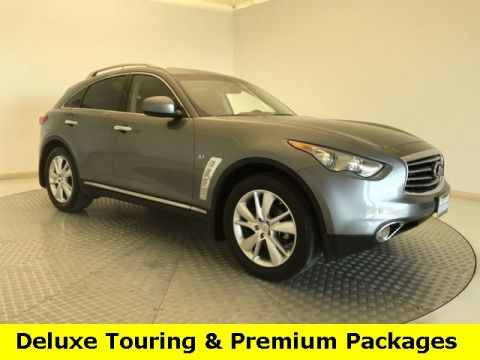 Pre-Owned 2016 INFINITI QX70 AWD