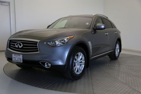 Certified Pre-Owned 2014 INFINITI QX70 AWD