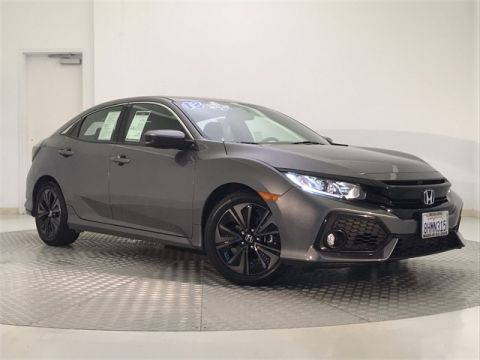 Pre-Owned 2018 Honda Civic EX