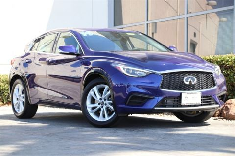Pre-Owned 2019 INFINITI QX30 PURE